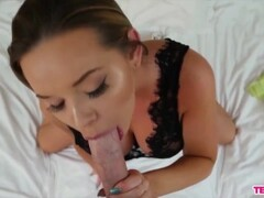 Tony Loves Anal Toys and being fucked in the ass with a Strap On Thumb