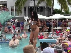Naked Pool Sluts Key West Fantasy Fest Rnd2 Thumb