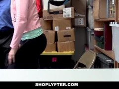 ShopLyfter - Hot Corporate Chick Detained and Fucked Thumb