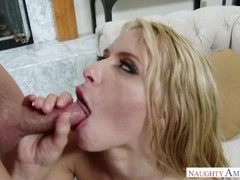 Slut Wife Annika Albrite Cheating with Husbands Best Friend Thumb