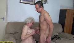chubby hairy 91 years old mom rough fucked Thumb